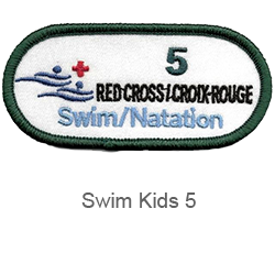 image of Red Cross swim 5