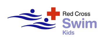 image of red cross kids program logo, at back to basics swim academy inc.