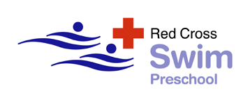 image of red cross preschool program logo, at back to basics swim academy inc.