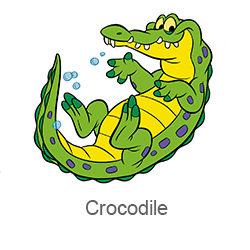 CRCPreschool_Crocodile